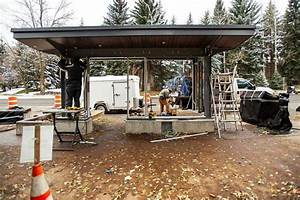 Entrance to Aspen construction done; popular bus stops to ...