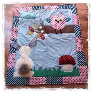 Decke Selber Nähen : babydecke n hen und stricken pinterest babydecken ~ Lizthompson.info Haus und Dekorationen