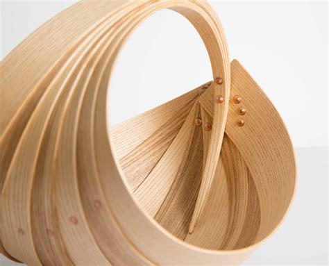 mobilier bureau maroc trugs le panier en bois cintré par crisp