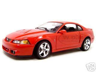 mustang diecast cars