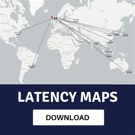Latency Test Latency Ping Tests List