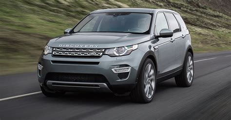 Land Rover Discovery Sport Photo by 2015 Land Rover Discovery Sport Revealed Photos 1 Of 14