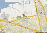 Map of Extended Stay America San Jose Santa Clara, Alviso
