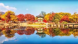 Beautiful South Korea Landscape