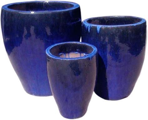 Ceramic Plant Pots Planters Large Glazed Pottery Planters