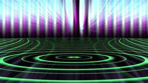 vj loop video dance floor lights motion background