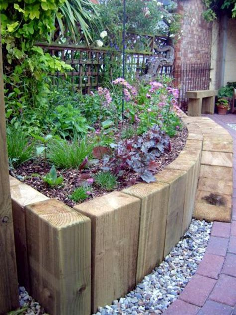 beautiful garden bed edging ideas  pictures garden garden design small garden design