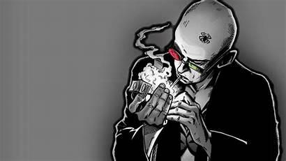 Gangster Graffiti Wallpapers Cartoon Desktop Mafia Cool