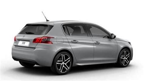 nuova peugeot 308 interni peugeot nuova 308 listino prezzi 2018 consumi e