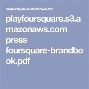 Playfoursquare S3 Amazonaws Com Press Foursquare