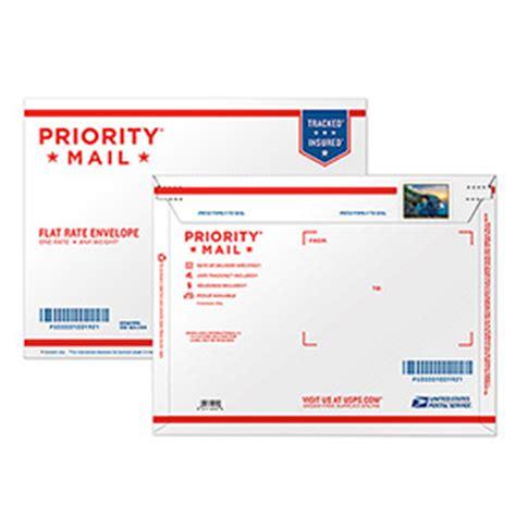 prepaid priority mail flat rate envelopes