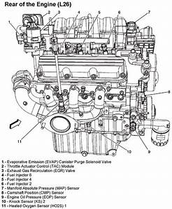 3800 Series 2 Engine Diagram
