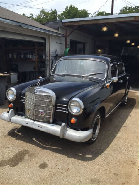 We service all foreign and domestic vehicles, are an insurance approved shop, and our work is 100% warrantied. 1960 Mercedes Benz 190E for sale in Arlington, Texas, United States for sale: photos, technical ...