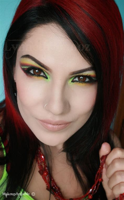artist  lets dance makeup tutorial