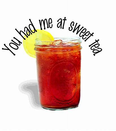Tea Sweet Iced Clip Clipart Southern June