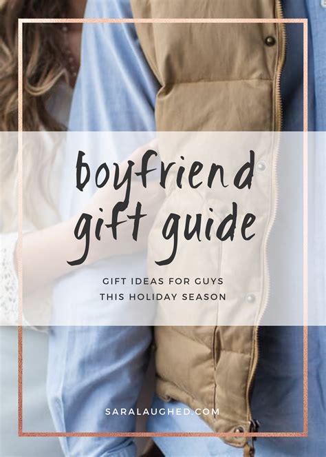 gift ideas  guys     boyfriend