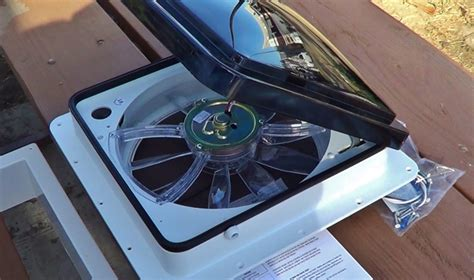 rv ceiling fan installation installing the fantastic vent fan into our rv