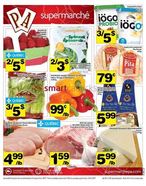 supermarche pa canada flyers