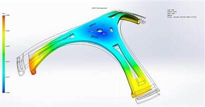 Mold Injection Solidworks Warping Animation Plastics Warp
