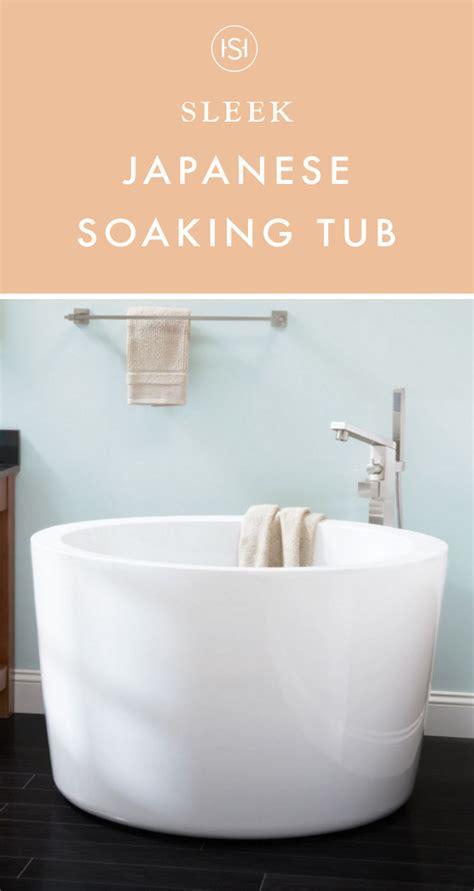 siglo  japanese soaking tub master bathroom