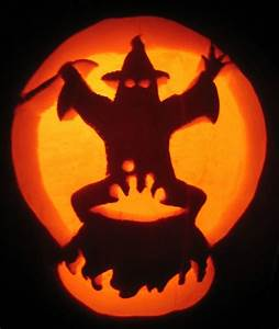 Free Online Pumpkin Carving Template Stencils Designs And