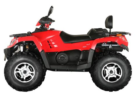 New Eec/coc Street Legal 600cc Four Wheel Drive Motorcycle