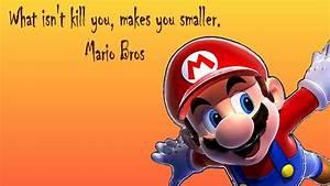 Super Mario Bro... Mario Love Quotes