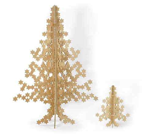 contemporary trees modern christmas trees design milk