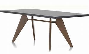 Table Jean Prouvé : prouv em table ~ Melissatoandfro.com Idées de Décoration