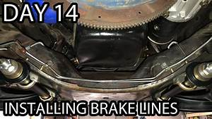 U0026 39 72 Chevy C10 - Brake Line Install