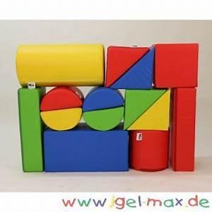 Schaumstoff Bausteine Kinderzimmer : xxl gro bausteine 14 teile softbausteine schaumstoff ~ Watch28wear.com Haus und Dekorationen