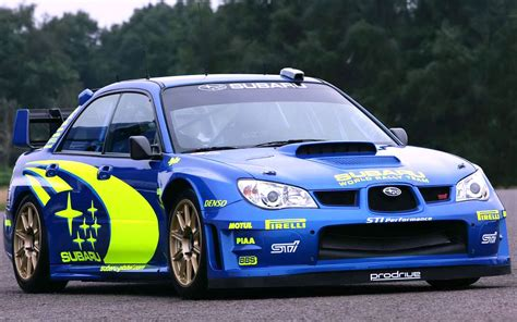 Download Subaru Rally Car Wallpaper Gallery