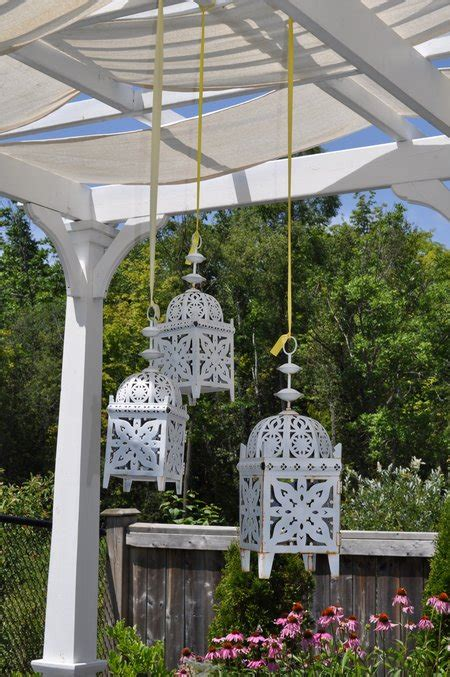 Outdoor Curtains With Grommets by Pergola Shade Cover Diy Life Is A Party