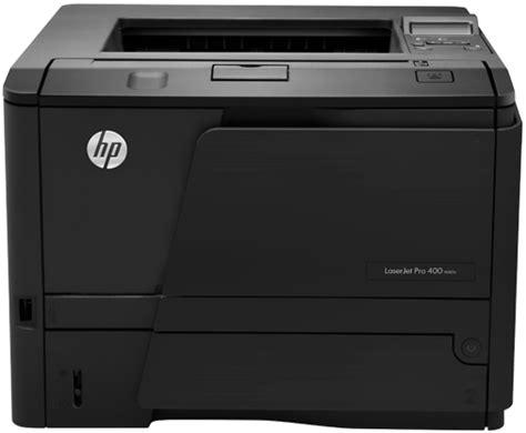 Free Download HP LaserJet Pro 400 M401dn Printer Drivers