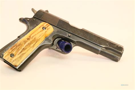 1950 Colt Government 1911 45 Acp For Sale