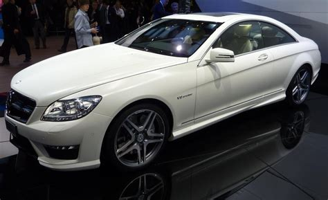 mercedes benz cl amg car  catalog