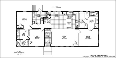 floorplans  double wide manufactured homes solitaire homes modular home floor plans