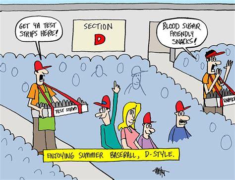 diabetes sunday funnies comics humor  july