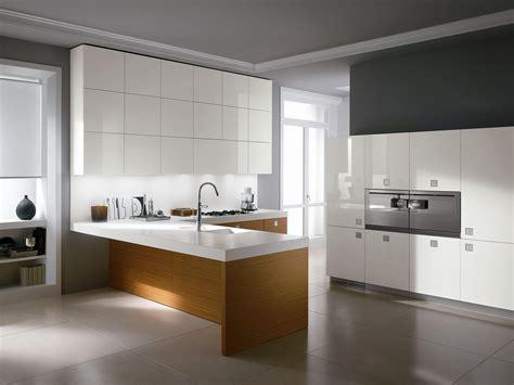 cucina laccata cucina laccata in rovere con maniglie silverbox high