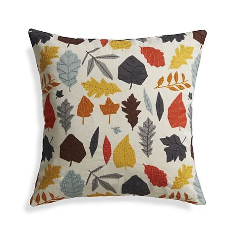 8 Trendy Throw Pillows That Are Perfect For Fall