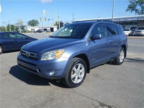 7 Seater Toyota Rav4 by 2007 Toyota Rav4 Limited 7 Seater Used Cars Trucks