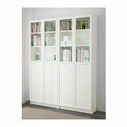 Bibliothèque Blanche Ikea : billy oxberg ikea billy biblioth que blanche et porte vitr e ~ Teatrodelosmanantiales.com Idées de Décoration