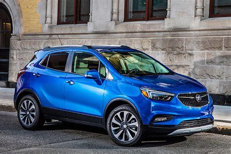 2018 Buick Encore Newcartestdrive