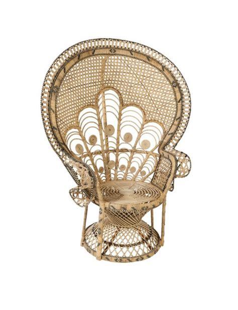 fauteuil emmanuelle en rotin fauteuil emmanuelle en rotin motif paon fauteuil rotin kok maison