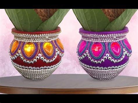 Kalash Decoration Diy