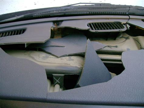 dodge ram  cracked dashboard  complaints page
