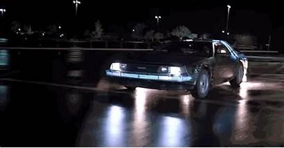 Delorean Gifs Future Futuro Doc Cars Mcfly