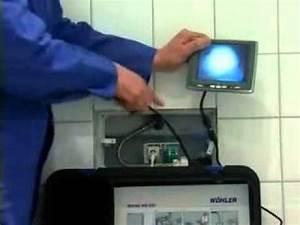 Camera D Inspection De Canalisation : cam ra d 39 inspection vid o de canalisation s rie vis youtube ~ Melissatoandfro.com Idées de Décoration