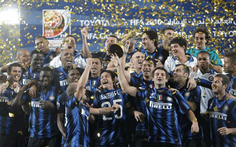 Inter Milan lift Fifa Club World Cup - Sports - FootBall ...