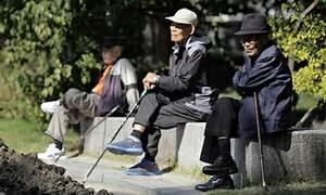 South Korean Elderly Citizens Want To Raise Legal Age